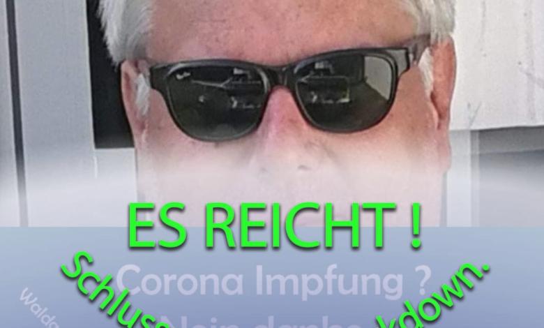 Coronapolitik: UWG Fraktionsvorsitzender Jens-Holger Pütz hat eine klare Meinung.