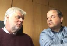UWG Bürgersprechstunde mit Jens-Holger Pütz und Sven Oliver Rüsche.