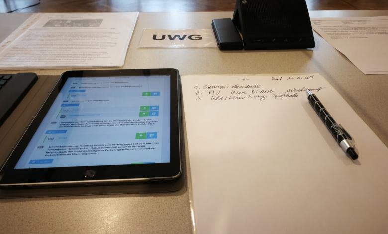 Stadtratssitzung Bergneustadt 30.06.2021 - UWG Bericht